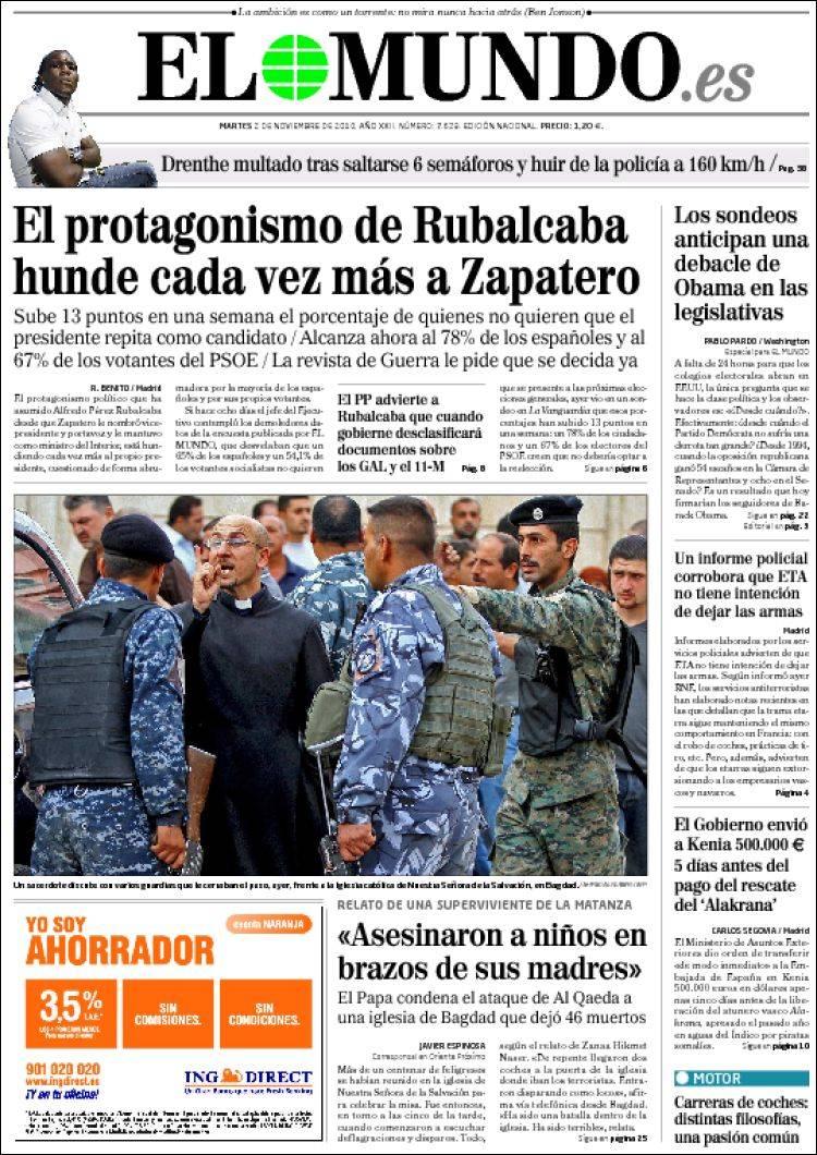 El gobierno compra la prensa el descodificador for Diarios de espectaculos online